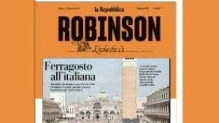 Su Robinson, i miti e la bellezza segreta di questo Ferragosto