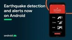 Lo smartphone con Android diventerà anche un sismografo