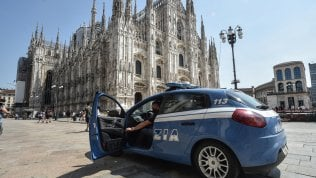 Convalidato l'arresto per l'egiziano che ha preso in ostaggio un vigliante in Duomo