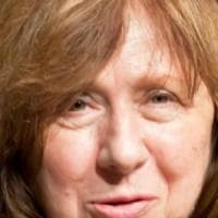 "Nobel prize winner Svetlana Alexievich on Belarus: ""The world should not leave us alone"""