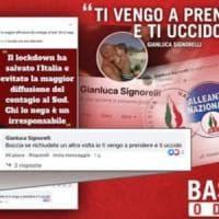 """""""Ti uccido"""", minacce di morte al ministro Boccia su Facebook"""