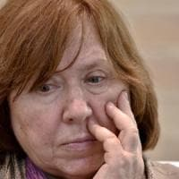 "Nobel prize winner Svetlana Alexievich on Belarus: ""The world should not leave us alone"""