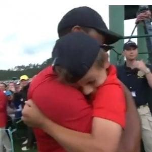 Golf, il figlio di Tiger Woods vince a 11 anni