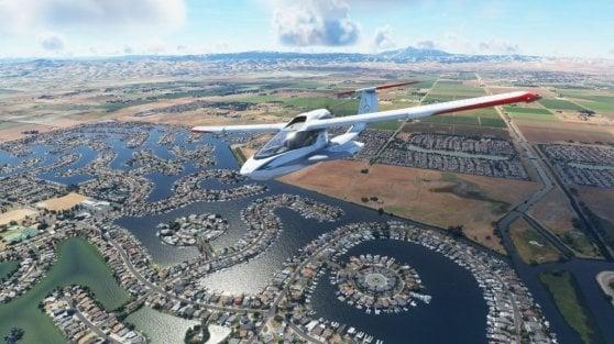 Flight Simulator 2021, vola oltre la simulazione nei cieli di tutto il mondo