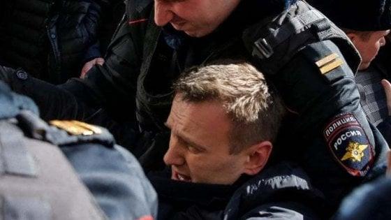"""065514821 45d055ab ad73 43e9 bca9 f12d346427d0 - """"La Russia è il mio Paese"""": Navalnyj rientrerà a Mosca domenica 17 gennaio, ma rischia l'arresto"""