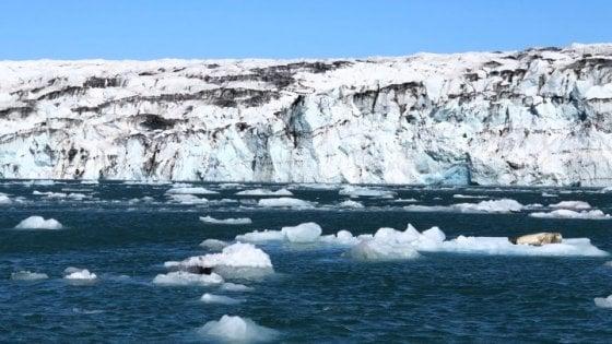 Groenlandia, lo scioglimento dei ghiacci supera il punto di non ritorno