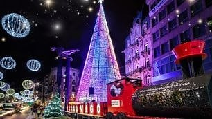 A Vigo è già Natale