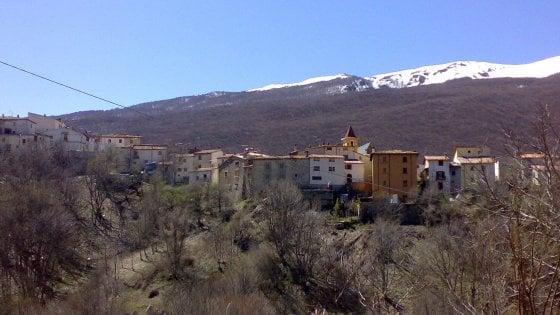 In Abruzzo la prima zona rossa dopo il lockdown: chiusa la frazione di Casamaina a Lucoli