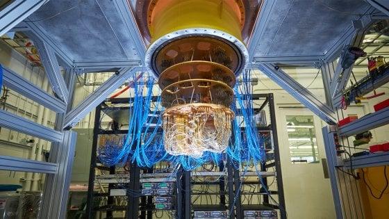 Google: prima simulazione quantistica di una reazione chimica