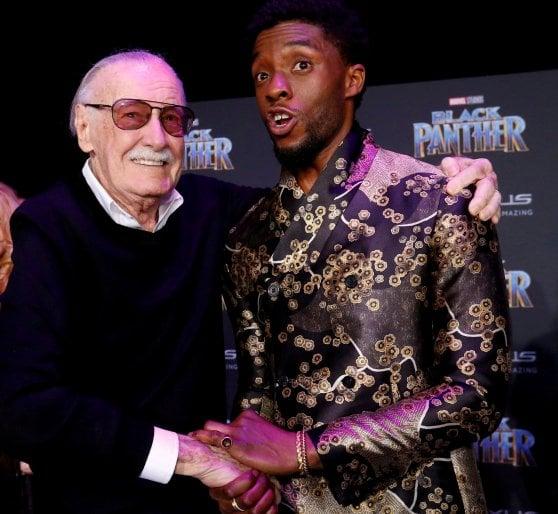 È morto Chadwick Boseman, star di Black Panther, il primo supereroe nero