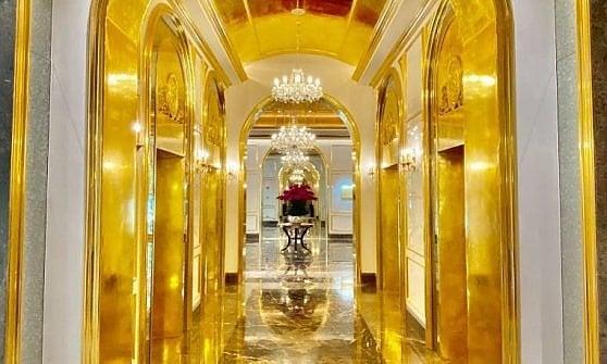 Lusso estremo e un pizzico di kitsch. Ad Hanoi c'è un hotel dove si dorme nell'oro