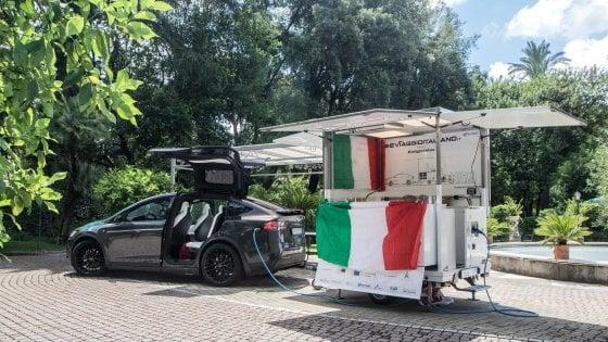 Parte #eviaggioitaliano, tour tra le eccellenze italiane in chiave ecosostenibile