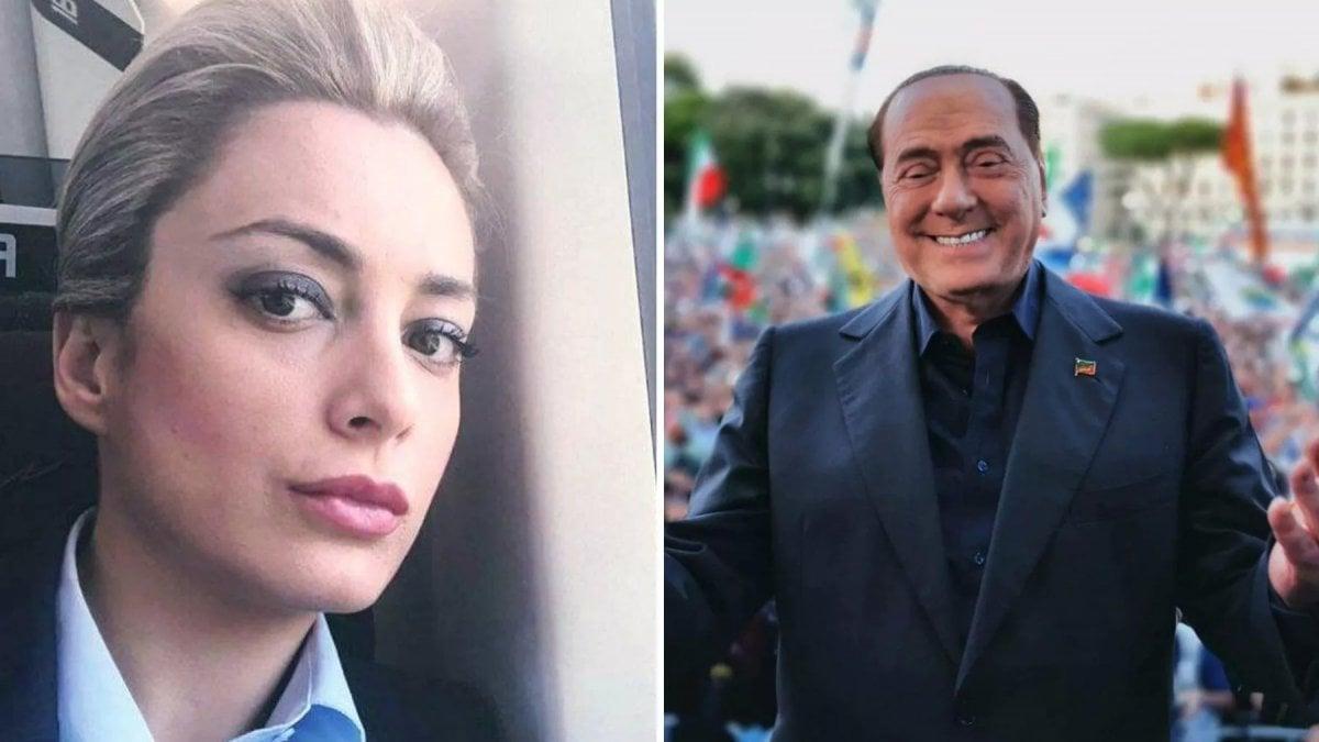 Marta Fascina, fidanzata di Berlusconi, positiva al coronavirus thumbnail
