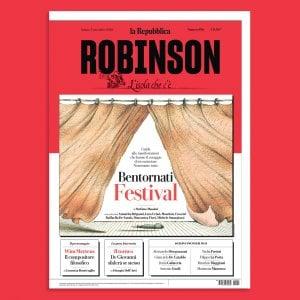 Su Robinson il settembre dei festival