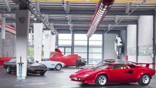 Riapre il museo Ferruccio Lamborghini