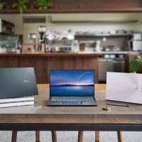 Ecco i nuovi notebook Asus, la parola d'ordine è portabilità
