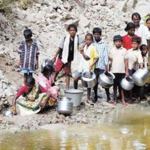 """Asia, la """"guerra dell'acqua"""" provocata dal clima che cambia e  dalla impetuosa crescita demografica"""