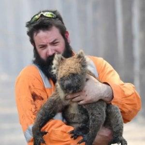 Lo spot dell'Australian Associated Press