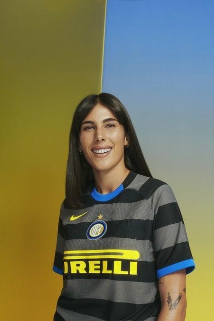 Inter, ecco la terza maglia: sarà usata in Europa