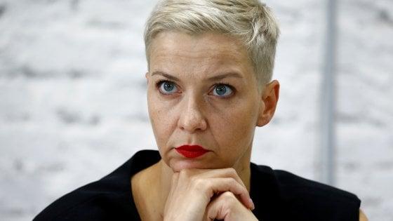 """122944692 84070812 2f7a 4579 abd0 73cadaa8ec51 - Bielorussia, Kolesnikova dal carcere: """"Lukashenko smetta di combattere contro la sua stessa gente"""""""