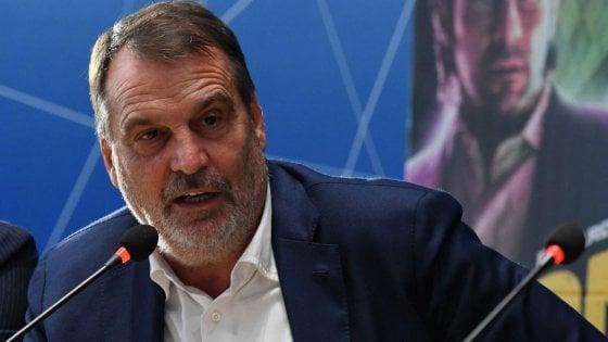 """Aic, Dossena: """"Peccato per la rinuncia di Tardelli, volevamo batterci insieme"""""""