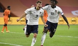 """Olanda-Italia 0-1: decide Barella, ma c'è ansia per Zaniolo. """"Ha una forte distorsione al ginocchio"""""""