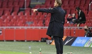 """Nazionale, Mancini: """"Gioco e mentalità, è stata un'Italia straordinaria"""""""