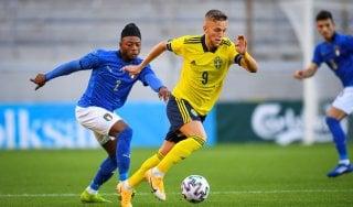 Qualificazione Europei Under 21, Italia travolta in Svezia: finisce 3-0