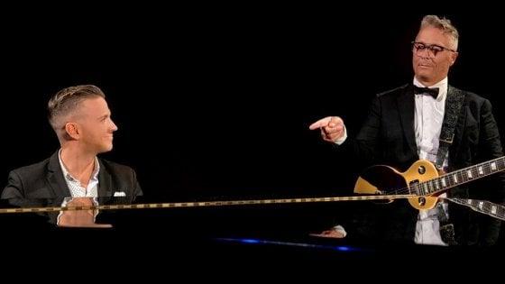 Rock'n'Love, per la prima volta insieme Matthew Lee e Paolo Belli