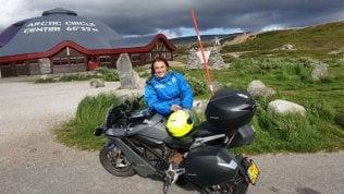 A Capo Nord con la moto elettrica: 21 giorni e 7 mila km