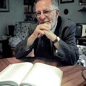 Addio allo scrittore e studioso Amos Luzzatto