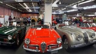 Modena Motor Gallery scalda i motori. Tutto pronto per la festa dell'auto d'epoca