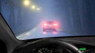 """Così l'auto potrà """"vedere"""" attraverso la nebbia"""