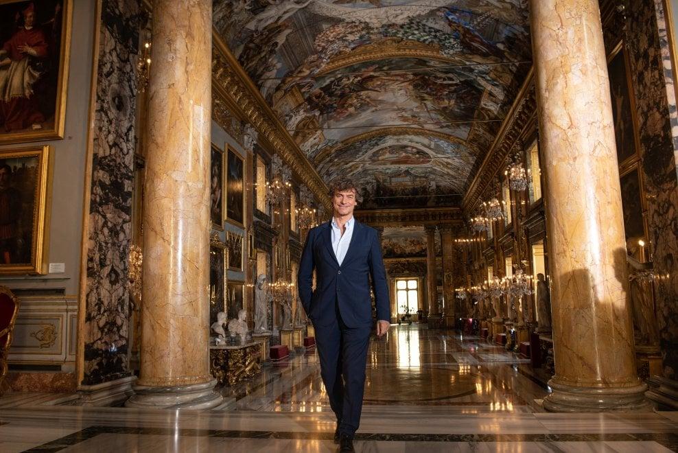 Alberto Angela, torna 'Ulisse': dopo Roma vista dall'alto, tre grandi personaggi: Raffaello, Elisabetta II e Kennedy