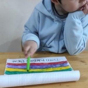 """Roma, la testimonianza del papà di un bambino affetto da autismo: """"Per noi la il primo giorno di scuola non è mai una festa"""""""