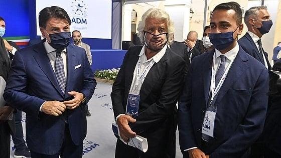 """M5S, Grillo: """"Dobbiamo ringraziare Casaleggio, Rousseau è la nostra tecnologia"""""""