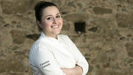 Caterina Ceraudo, cucina di frontiera nella Calabria che rinasce