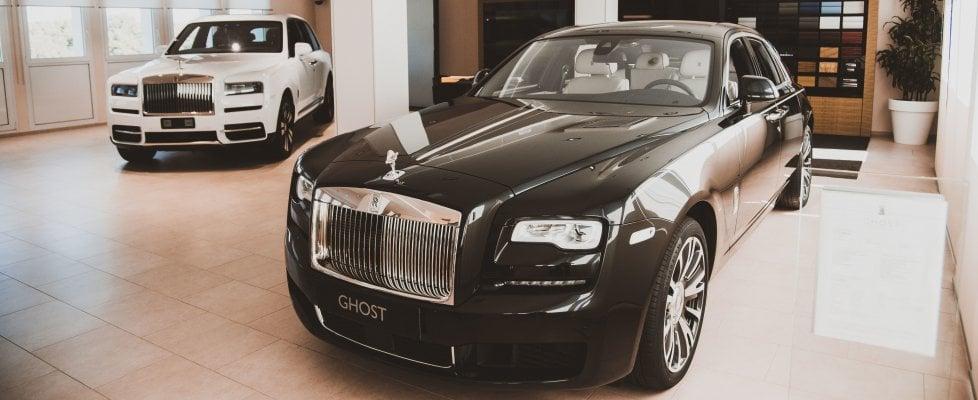 "A Rolls-Royce Motor Cars Roma il premio ""Marketing Dealer of the Year"""