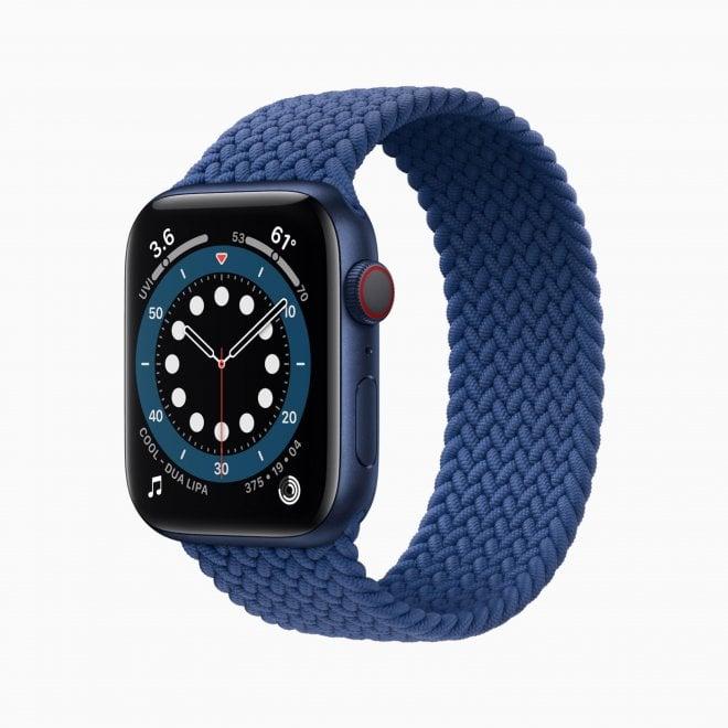 Apple, ecco Watch Series 6