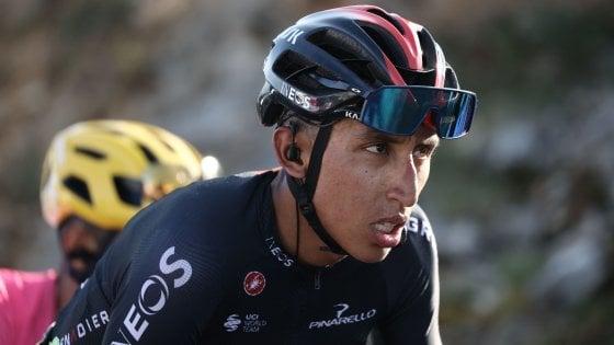 Ciclismo, Tour de France: si ritira Bernal, aveva vinto un anno fa