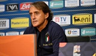 """Nazionale, Mancini: """"Andiamo agli Europei per vincere, Zaniolo recuperi con calma"""""""