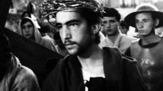 È morto Enrique Irazoqui, è stato Gesù nel 'Vangelo secondo Matteo' di Pasolini