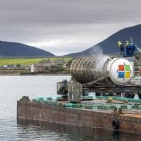 I data center di Microsoft saranno in fondo al mare
