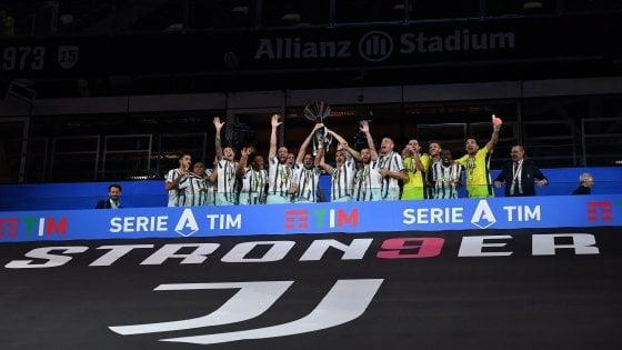 Champions, sorteggio dei gironi il 1° ottobre: Juve in prima fascia, rischiano le altre italiane