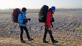Io e Riccardo, un anno a piedi in giro per l'Europa Foto
