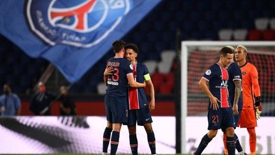 Psg, serata a tinte forti: Neymar squalificato due turni, poi Metz piegato nel recupero