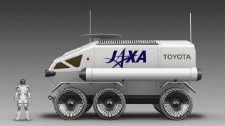 """Toyota e Jaxa battezzano """"Lunar Cruiser"""" il nuovo veicolo lunare"""