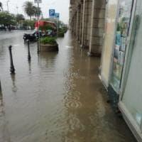 Ciclone mediterraneo sullo Ionio. Temporali e mareggiate in Calabria