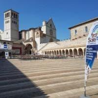 Assisi, con Liliana Segre e Roberto Gualtieri torna il Cortile di Francesco
