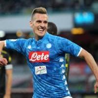 Milik ha detto sì alla Roma, Dzeko può andare alla Juve